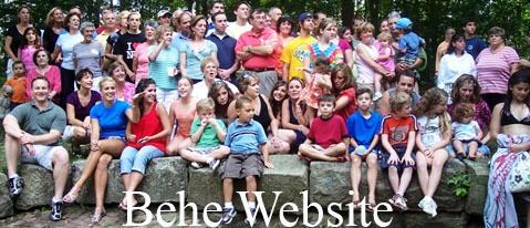 Behe Family