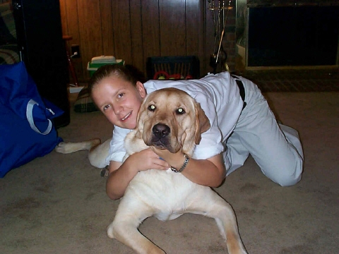 Stacy and Duke