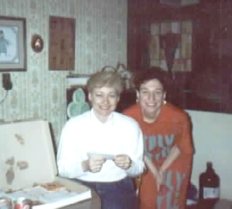 Jane and Paula