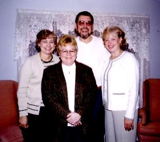 Carol, Jane, Jim and Jo