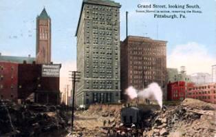 Grant Street 1913