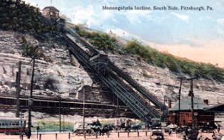Monongahela Incline 1913